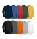 B&C SET-IN SWEATSHIRT 280G - 80% COTTON COMBED/ 20%POLY