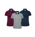 B&C DNM FORWARD WOMEN POLO SHIRT 180G - 100% COTTON
