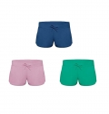 SHORTS B&C SPLASH WOMEN 240G - 80% COTON / 20% POLYESTE