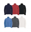 B&C HOODED SOFTSHELL 340G - 94% POLYESTER IMPERMEABLE/