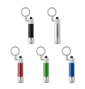 ALUMINIUM TORCH WITH KEY RING