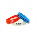 SILICONE BRACELET WITH PRINT INCLUDED 1 COLOR