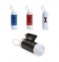 LED TORCH WITH PET WASTE BAG D