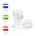 PLASTIC BREAKFAST MUG (350ML)