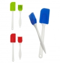 SILICONE KITCHEN SET.