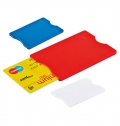 PLASTIC CARD HOLDER, RFID PROTECTION
