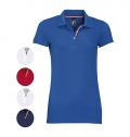 WOMEN'S POLO SHIRT PATRIOT WOMEN