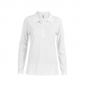WOMEN'S POLO SHIRT BERN WOMEN WHITE
