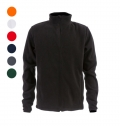 MEN'S ZIPPED FLEECE JACKET HELSINKI