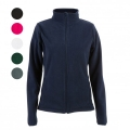 WOMEN'S ZIPPED FLEECE JACKET HELSINKI WOMEN