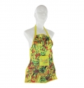 APRON WITH POCKET FOR KIDS, POLYESTER, FULL PRINT