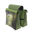 BICYCLE BAG, POLYESTER, FULL COLOR PRINT