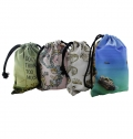 BAG WITH ROPE SIZE M POLYESTER FULL COLOR FULL PRINT