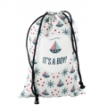 BAG WITH ROPE SIZE XL POLYESTER FULL COLOR FULL PRINT