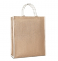 JUTE SHOPPING BAG LADRA