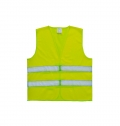 KID SAFETY VEST, CERTIFIED TO CE EN 471, POLYESTER