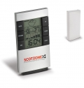 WEATHER STATION ELECTRONIC SILVE
