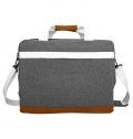 ECHO 15,6' LAPTOP AND TABLET DOUBLE COMP BRIEFCASE