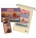 BIC VISA COLOURING SET (OT)