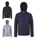 MEN'S LIGHT HOODED PADDED JACKET RAY MEN