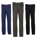 MEN'S SOLID COLOUR WORKWEAR TROUSERS SPEED PRO