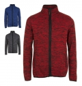 KNITTED FLEECE JACKET TURBO