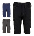 MEN'S SOLID COLOUR WORKWEAR BERMUDA SHORTS RANGER PRO