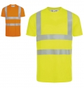 T-SHIRT WITH HIGH VISIBILITY STRIPS MERCURE PRO