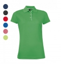 WOMEN'S SPORTS POLO SHIRT PERFORMER WOMEN COLORS