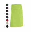 MEDIUM APRON WITH POCKETS GREENWICH COLORS