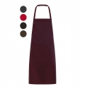 LONG APRON WITH POCKET GRAMERCY COLORS