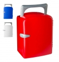 PLASTIC COOLER BOX SUITABLE FOR TWELVE 33CL CANS