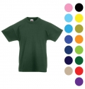 T-SHIRT VALUEWEIGHT KIDS 165G CORES
