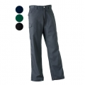 TWILL WORKWEAR TROUSERS 245G - 65% POLYESTER/ 35% TWILL