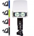 PLASTIC BICYCLE LIGHT WITH CREE LED