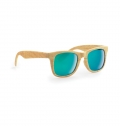 WOODEN LOOK SUNGLASSES
