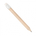 MINI WOODEN PENCIL POINT ERASER