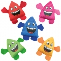PELUCHE 'HAPPY' 5 PCS