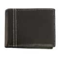LEATHER AMERICAN WALLET