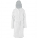 'KIDS'TERRY BATHROBE' WHITE