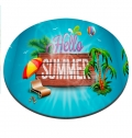 COASTER SUBLIMATION COASTER ROUND