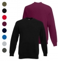 PREMIUM SET-IN SWEATSHIRT 280G - 70% COTTON/ 30% POLYES
