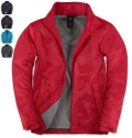 B&C MULTI-ACTIVE MEN JACKET - POLYESTER 210T TAFFETA