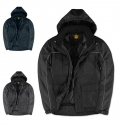 B&C SHELTER PRO JACKET - 100% POLYESTER RIP-STOP PONGEE