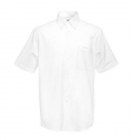 OXFORD SHIRT SHORT SLEEVE 135G - 70% COTTON/ 30% POLYES