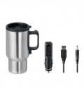 DOUBLE WALL TRAVEL MUG 450ML   CAR MUG