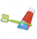 DANA TOOTHBRUSH WITH SQUEEZER
