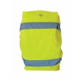 HIGH VISIBILITY BACKPACK COVER - 100% POLYESTER