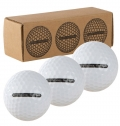 SET DE 3 BOLAS DE GOLF