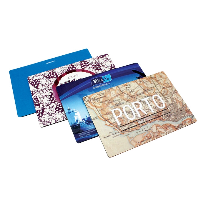 NORMAL MOUSE PAD FULL COLOR PRINT 1 SIDE 22X15CMS